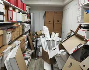 destruction d'archives paris